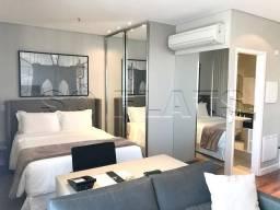 Lindo Flat tipo Studio com cozinha completa Próximo ao Shopping Vl Olímpia