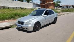 Mercedes C320 ano 2001