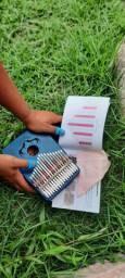 Instrumento musical - Kalimba