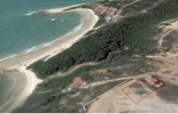 Terrenos à venda na Praia de Tabatinga 900 metros quadrados