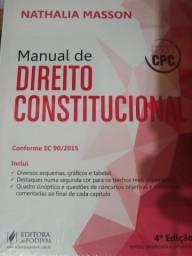 Manual de Direito Constitucional, 4ª edição - Nathalia Masson