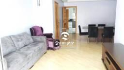 Apartamento com 3 dormitórios à venda, 129 m² por R$ 820.000 - Vila Assunção - Santo André