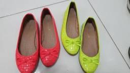 Calçados femininos infantil