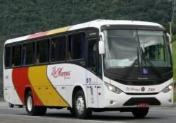 Ônibus cabinado ideale 770 vw ano 2010/2010 44 lugares