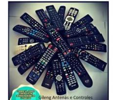 Controle Remoto Tvs,Samsung, Sony, Philips, Philco, LG é etc, Led e Smart Tv e Tubo