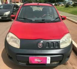 Fiat uno way 11/12 - 2012