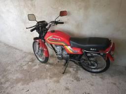 Honda cg ml - 1984