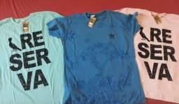 Vendo lote de Camisetas masculinas Nova com etiquetas!