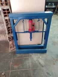 Prensa hidráulica 4 toneladas