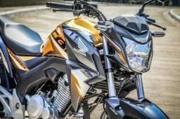 Motos Honda CB 250f Twister abs