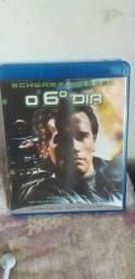 Blu-Ray O 6º Dia - Schwarzenegger