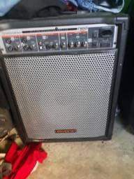 Vendo caixa anprificada 600wats