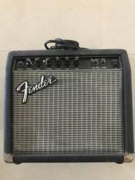 Amplificador Fender Bullet - Cubo Fender - 12x no cartão!