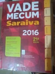Vade Mecum Saraiva 21a Ed. (2016)