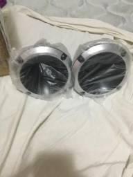 Kit 2 cornetas JBL selenium em aluminio novas