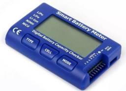 COD-AM313 5in1 Smart Lipo Bateria Medidor De Capacidade Balancer Arduino Automação