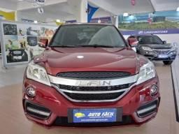 Lifan X60 VIP Cvt 1.8 Gasolina 17/18 vermelho - 2018