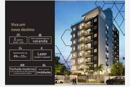 Apartamento de 2 quartos em construção (manaira)