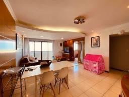 Apartamento Beira-mar de Casa Caiada, Olinda, 113m2, 2 suítes, 2 vagas, lazer completo