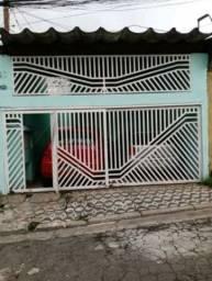 Jd Santa Emília com garagem e 3 quartos