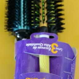 Kit de 3 escovas Marco Boni