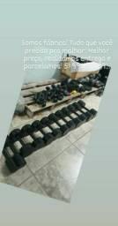 Somos fábrica,  com melhor preço e vendemos de tudo para seu treino