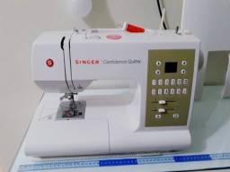 Máquina de costura Singer Confidence Quilter 7469 comprar usado  Brasilia