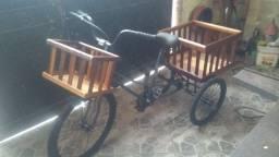 Triciclo customizado