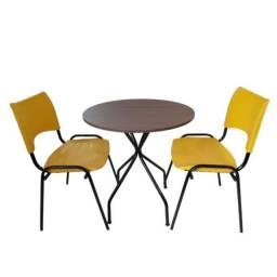 Mesas e cadeiras ideal para buffet ,lanchonete,hamburgueria,restaurante-direto da fabrica