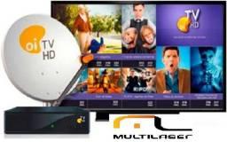 Oi tv livre hd a Parabólica 100% digital da oi