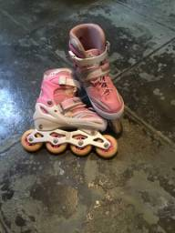 Roller infantil Brunett - promoção