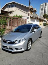 Perfeito estado!!! Honda Civic EXS 1.8 16V 2013