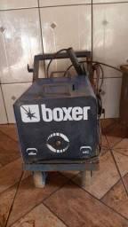Máquina de  solda boxer