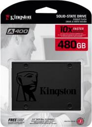 SSD Kingston A400 480GB - NOVO!