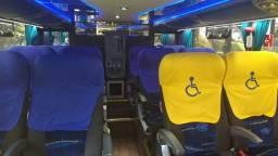 Ônibus  Leito Turismo Marcopolo Paradiso 1800 DD - Scania K 440 IB 8x2