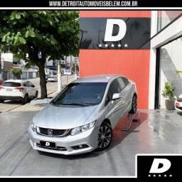 Civic LXR 2.0 Aut. 40.000 KMS 2016