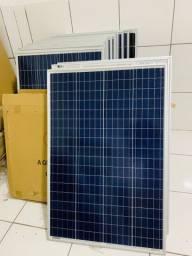Painel solar fotovoltaico 100w Resun