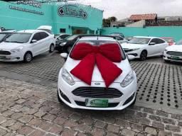 New Fiesta Titaniun 1.6 Automatico Top de Linha Imperdivel