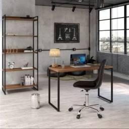 Mesa + estante 599,00 Nova