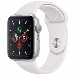 Apple Watch S5 40mm Silver Lacrado 1 ano de garantia