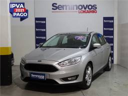 Ford Focus 2019 1.6 se 16v flex 4p manual