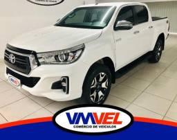 Toyota Hilux SRX top 2019