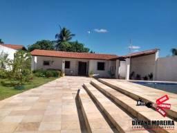 Casa à venda em Paracuru-ce, no bairro Stância dos lagos com 3 suítes