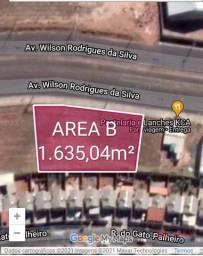 Área à venda, 1635 m² por R$ 899.272 - Residencial Pequis - Uberlândia/MG