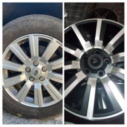 Recuperação de rodas restauração