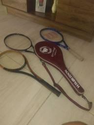 As 3 raquetes por 350 reais, tem conversa.