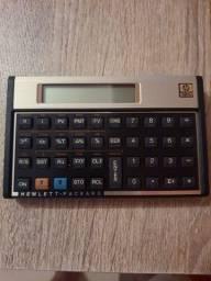 Título do anúncio: Calculadora HP12