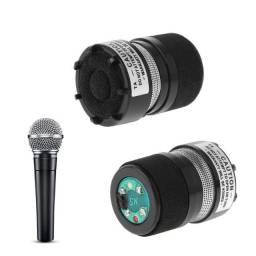 Título do anúncio: Cápsula Para Microfone Profissional - Reposição Sm58