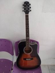Título do anúncio: Vendo um violão Giannini novíssimo zerado
