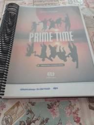 Livro de Inglês Prime Time